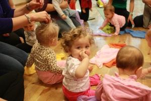 Yoga Babies!